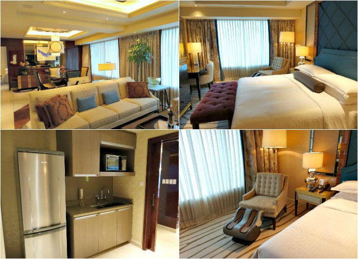 PRESIDENTIAL Suite Collage