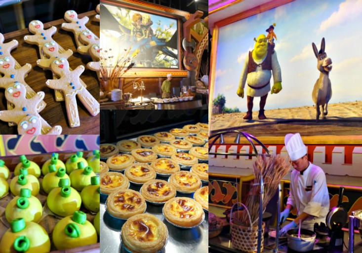 SHREKFAST Collage
