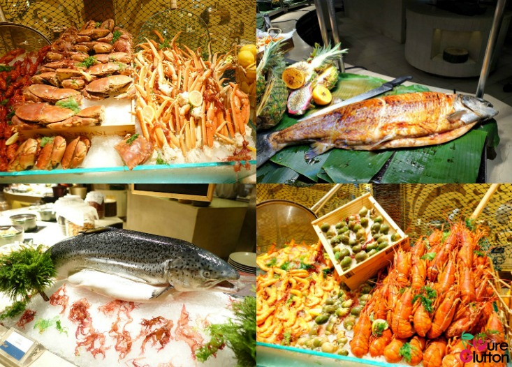 FEAST Seafood Collage