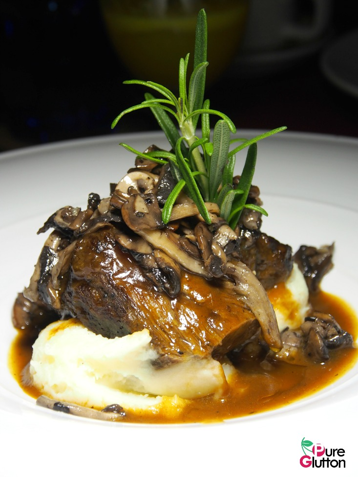 braised beef cheek