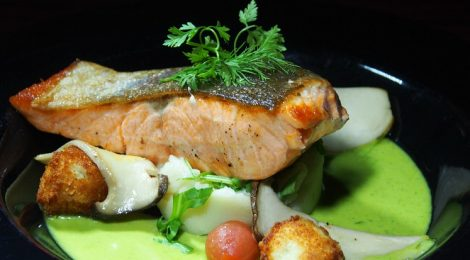 LAS CARRETAS MEXICAN RESTAURANTS – NORWEGIAN SALMON TROUT GALORE!