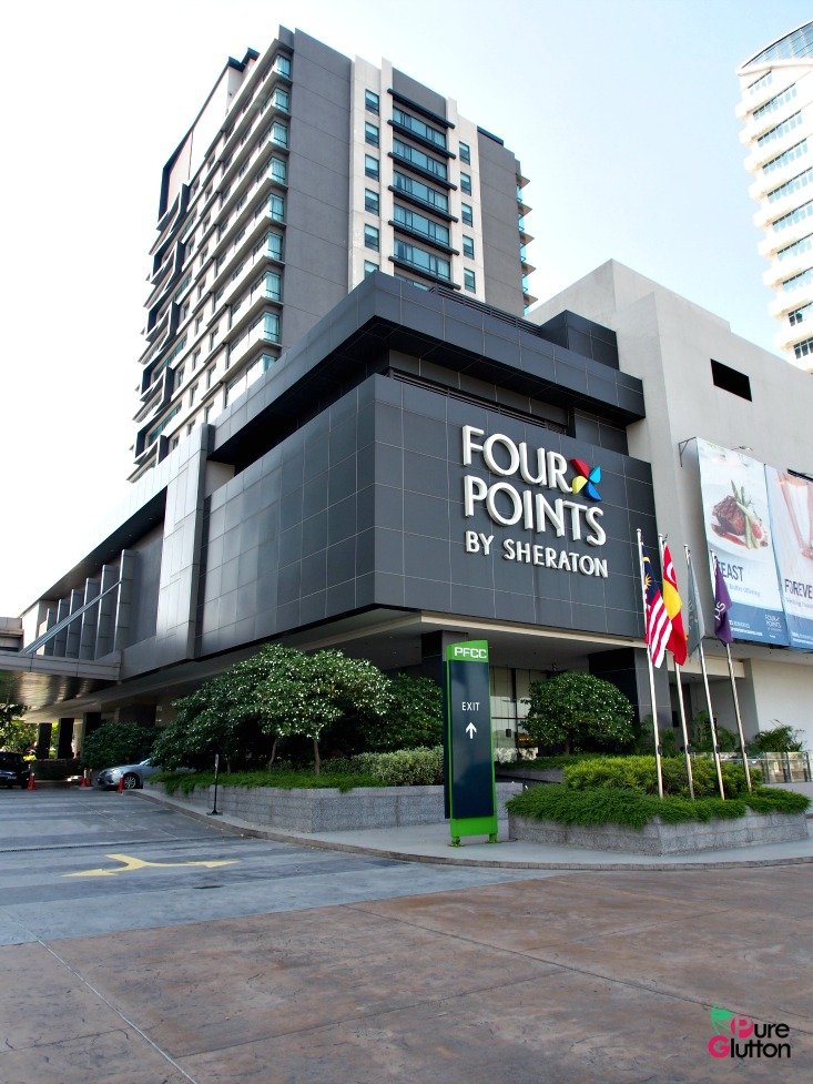 Four Points By Sheraton Puchong Pureglutton