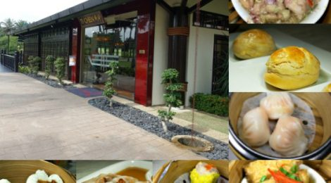 All-You-Can-Eat DIM SUM BRUNCH @ TI CHEN, THE SAUJANA HOTEL, KUALA LUMPUR