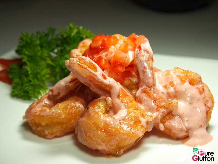 strawberry-prawns