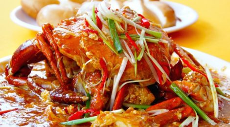 CRAB GENERATION – CHINESE NEW YEAR FESTIVE SET MEALS