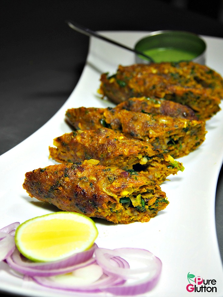 pork seekh kebab