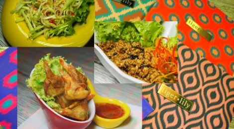 TIGERLILY THAI RESTAURANT @ DC Mall, Damansara Town Centre