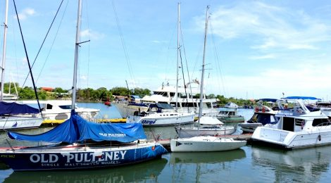 Dining at The Royal Selangor Yacht Club (RSYC) – it's OPEN to the PUBLIC!