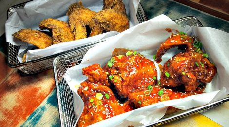 CHICKEN UP, Subang Jaya – Korean Fried Chicken