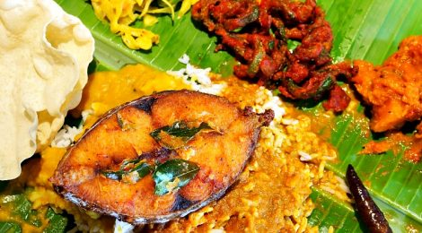 MACHA & CO – BANANA LEAF RICE & MORE!