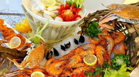 """TREASURES OF THE SEA"" WEEKEND DINNER BUFFET @ ALOFT KUALA LUMPUR HOTEL"