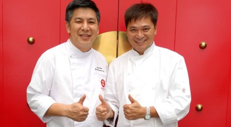 The ORIENTAL GROUP'S 2017 CHEF EVENT: CLASSIC NANYANG CANTONESE FLAVOURS