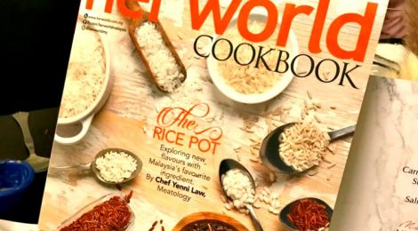 HER WORLD COOKBOOK 2017 – THE RICE POT by Chef Yenni Law