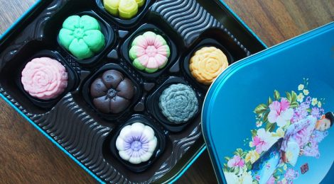 Celebrate Mid Autumn Festival with colourful Mooncakes from YONG SHENG CONFECTIONERY