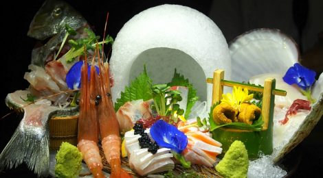 ISHIN Japanese Dining – savour their signature dishes!