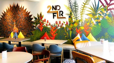 2ND FLOOR Kitchen & Bar, Taman Tun Dr Ismail (TTDI)
