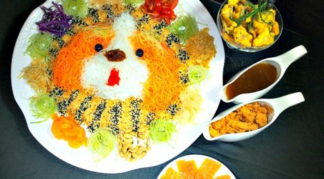 RUYI & LYN: Eat, Drink & Be Merry this Chinese New Year!