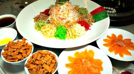 Auspicious Chinese New Year Feasts at DYNASTY RESTAURANT, Renaissance Kuala Lumpur Hotel