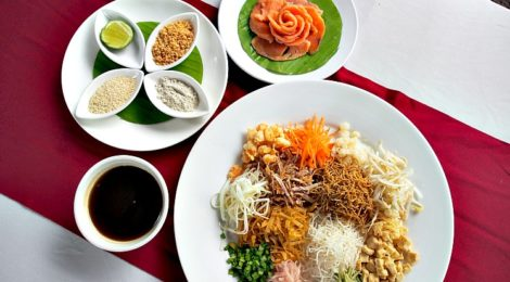 SAMIRA By Asian Terrace: Tantalising Thai-Indochinese Delights