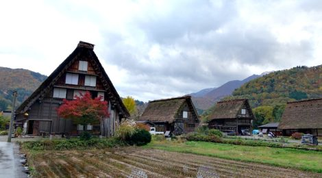 Get enchanted with SHIRAKAWA-GO in Japan