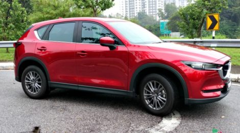 Why would I buy the latest MAZDA CX-5?