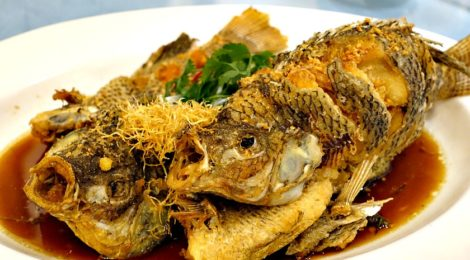 """TASTE OF FREEDOM"" & FRESH RIVER FISH at ZUAN YUAN, One World Hotel"
