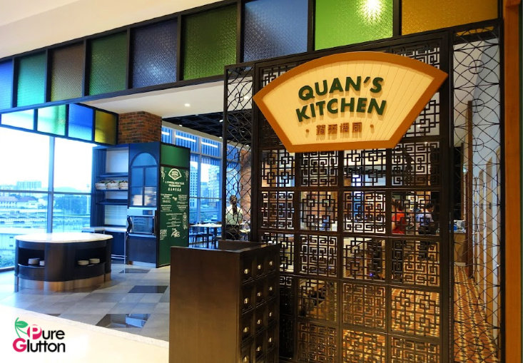 Chinese New Year Celebration Menu At Quan S Kitchen Four Points By Sheraton Kl Chinatown Pureglutton